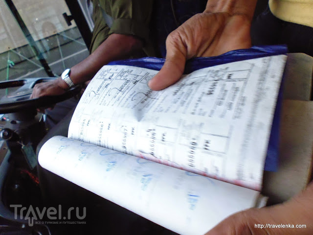 Автобусы Шри-Ланки / Шри-Ланка