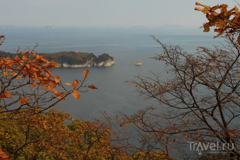 Осенняя прогулка на маяк Гамова / Россия
