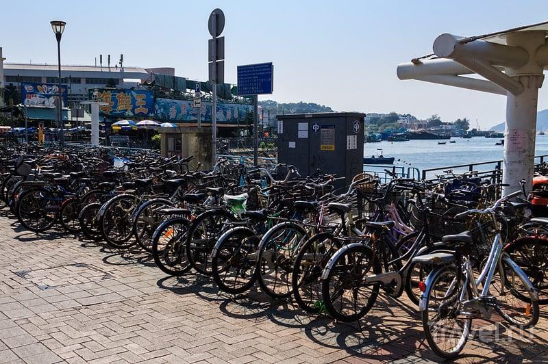 Гонконг. Остров Чхёнчау / Фото из Гонконга