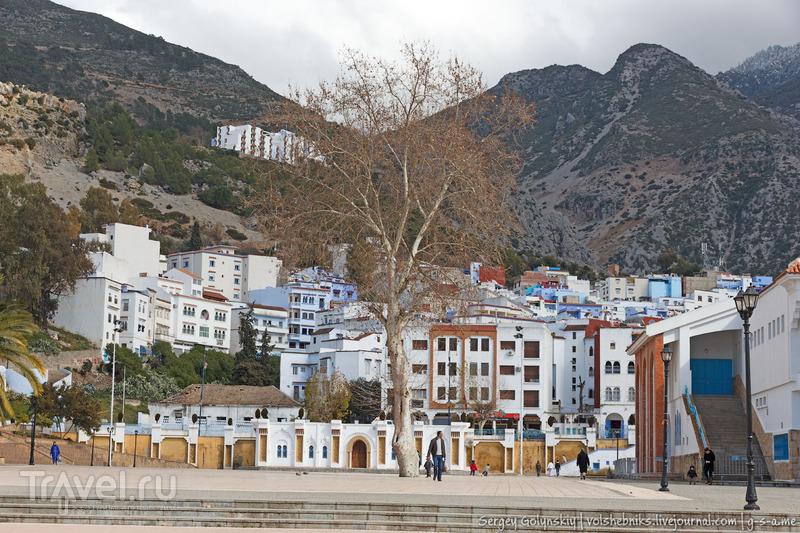 Марокко. Разрушение мифов. Шефшауэн / Марокко