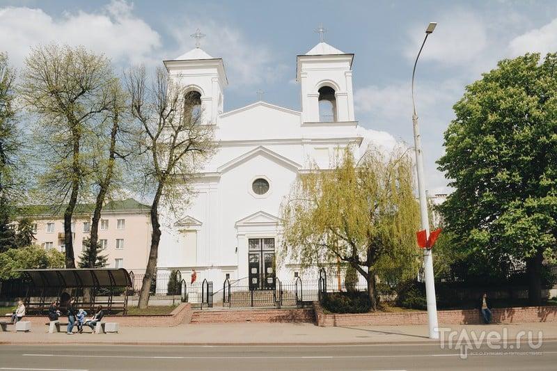 Брест, Беларусь: польское архитектурное наследие / Белоруссия