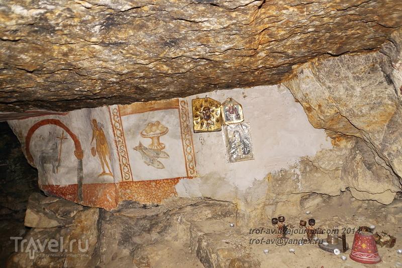 Пещеры Сьяны (Сьяновские каменоломни) / Россия