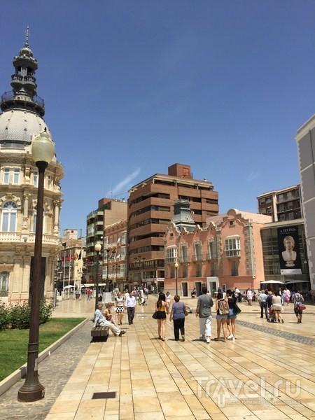 Картахена. Барочное очарование римских развалин / Испания