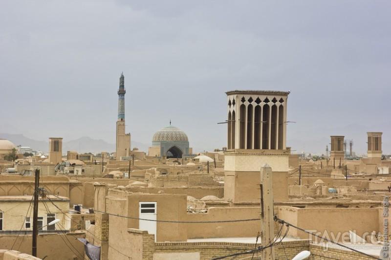 Город Язд, Иран / Иран