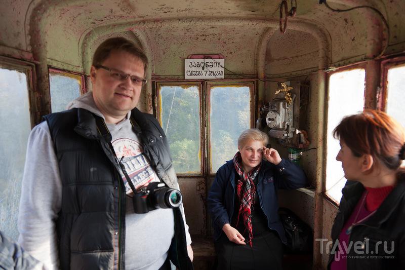 Осеннее путешествие по Грузии. Чиатура / Фото из Грузии