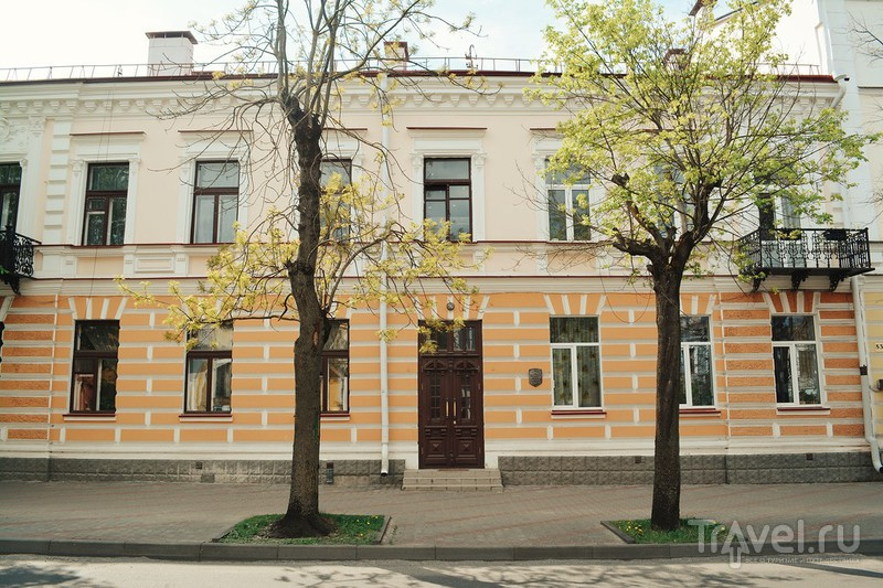 Прогулка по  улочкам старого Брест-Литовска / Белоруссия