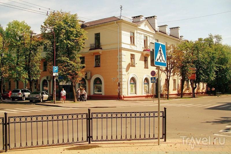 Брест: по городу / Белоруссия