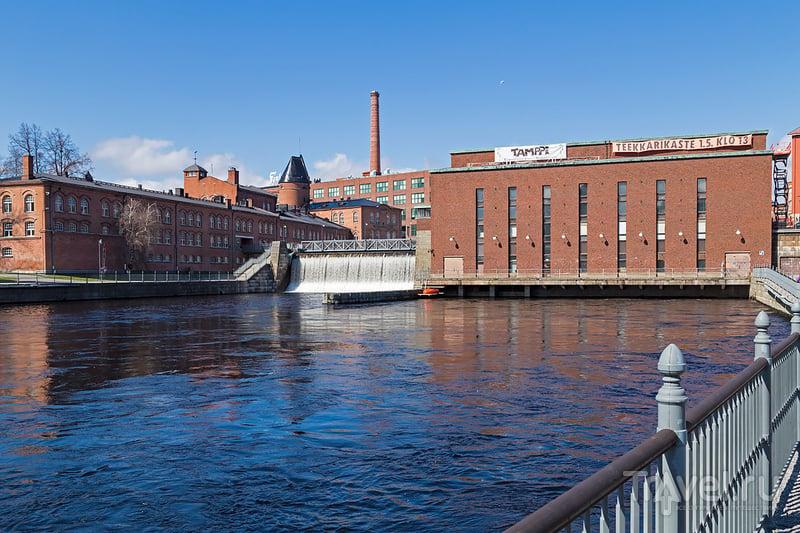Некоторые достопримечательности Тампере / Фото из Финляндии