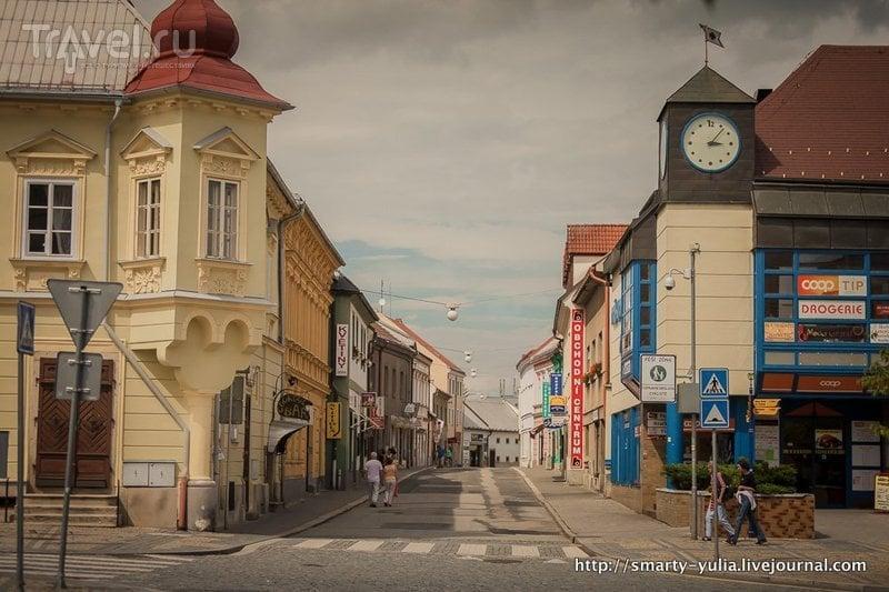 Чехия: Йиндржихув-Градец / Фото из Чехии