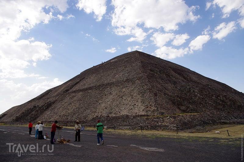 Путешествие по Мексике. Теотиуакан / Фото из Мексики