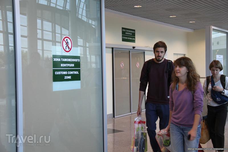 """Аэропорт """"Домодедово"""" открыл новый сегмент для пассажиров / Россия"""