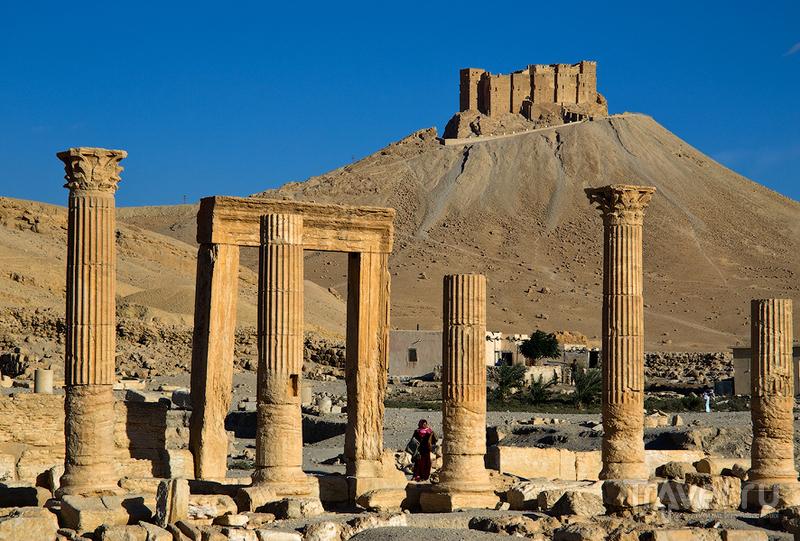 Сирия. Пальмира / Фото из Сирии