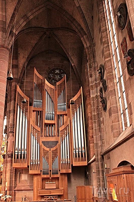 Церковь Богородицы вместо синагоги / Германия
