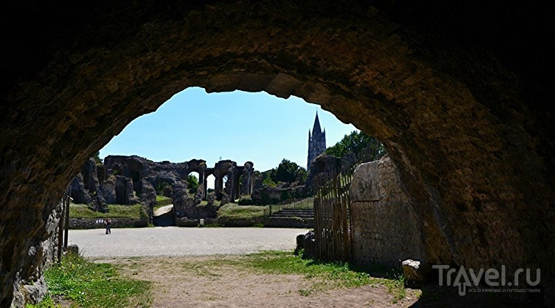 Сент (Saintes) / Франция
