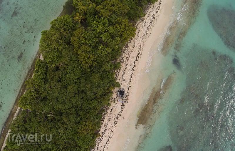 Как мы устроили субботник на нашем острове на Мальдивах / Мальдивы