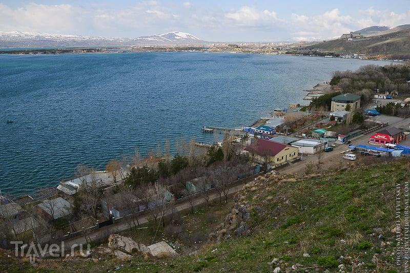 Озеро Севан или зачем ехать в Армению / Фото из Армении