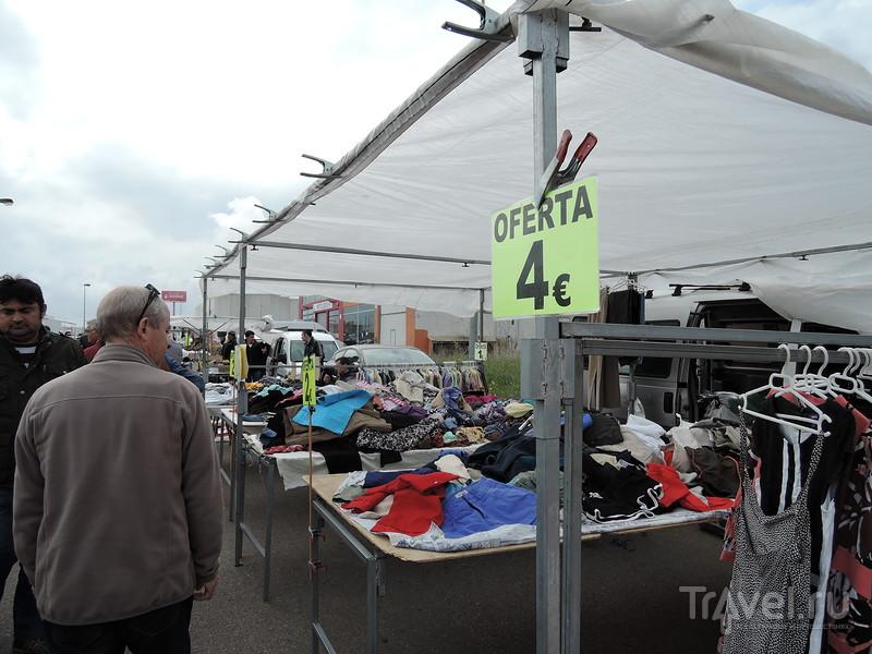 Базарный день в Ель Верхель / Фото из Испании