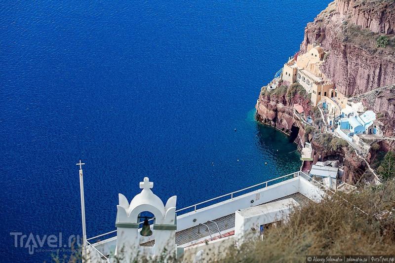 Остров Санторини / Фото из Греции