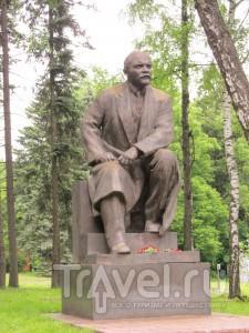 Там где жил Ленин / Россия