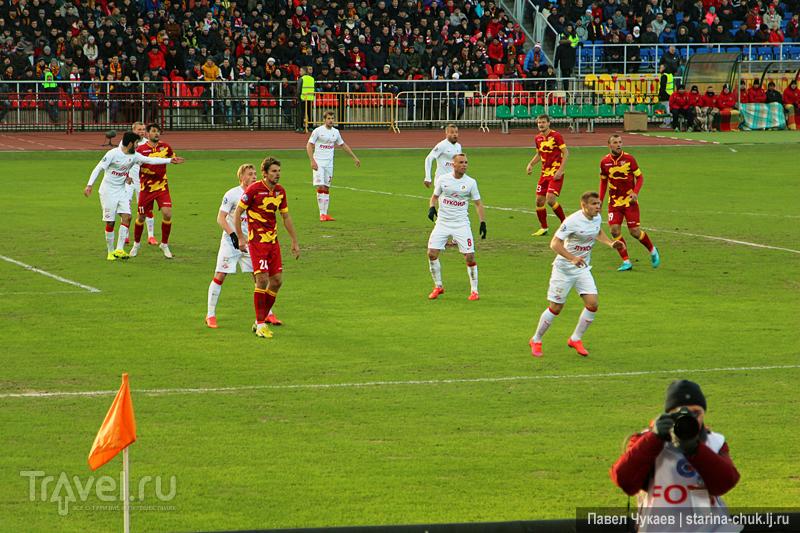 В Тулу на футбол и не только / Фото из России