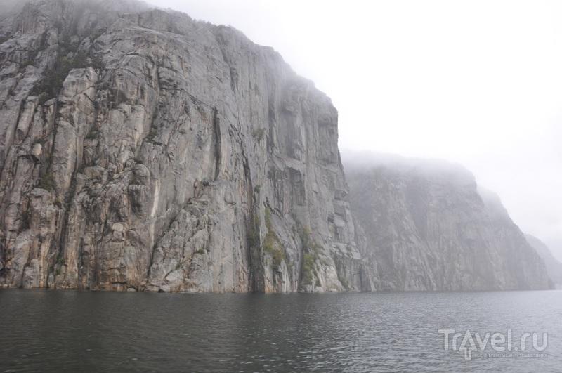 Неудавшийся поход на Кьерагболтен / Норвегия