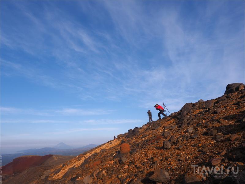 Путешествие по Камчатке: Мутновская сопка, Южная группа вулканов