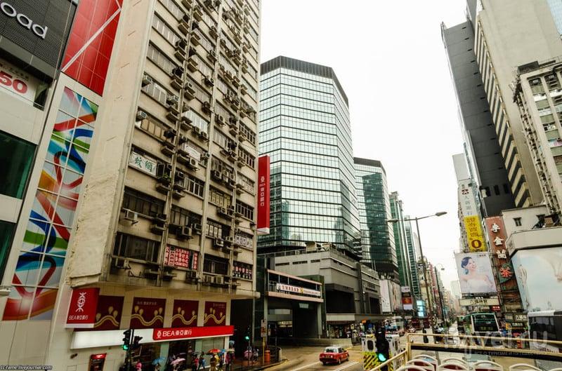 Гонконг. Коулун / Фото из Гонконга