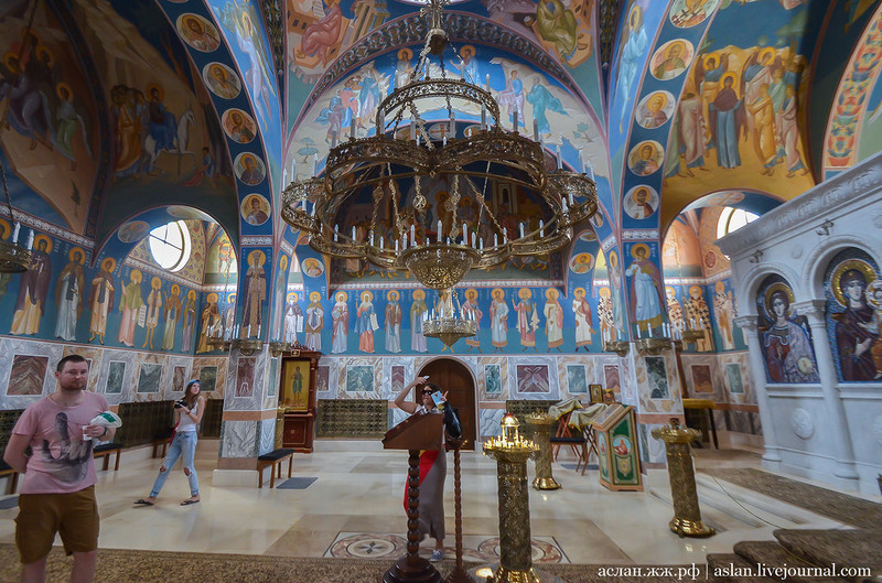 Путин. Православие. Иордания / Иордания