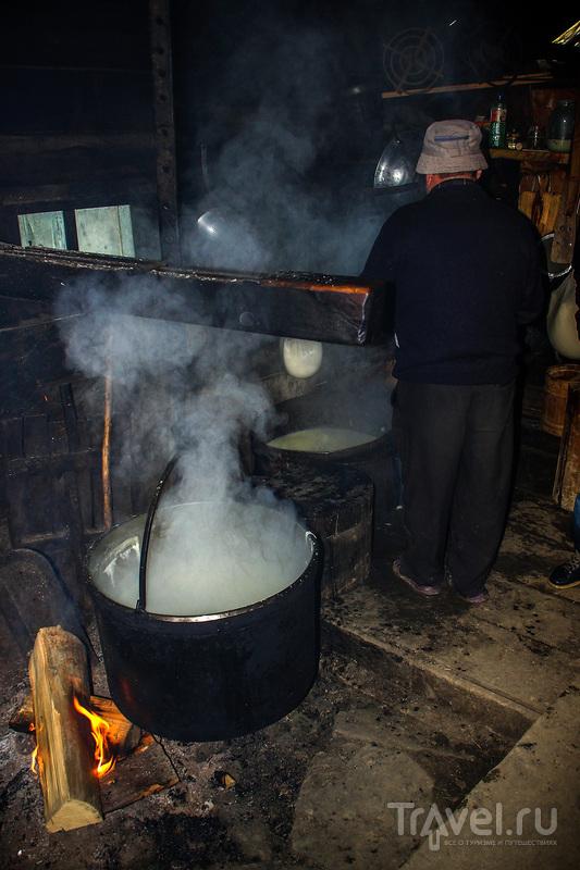 В гости к карпатским гуцулам / Фото с Украины