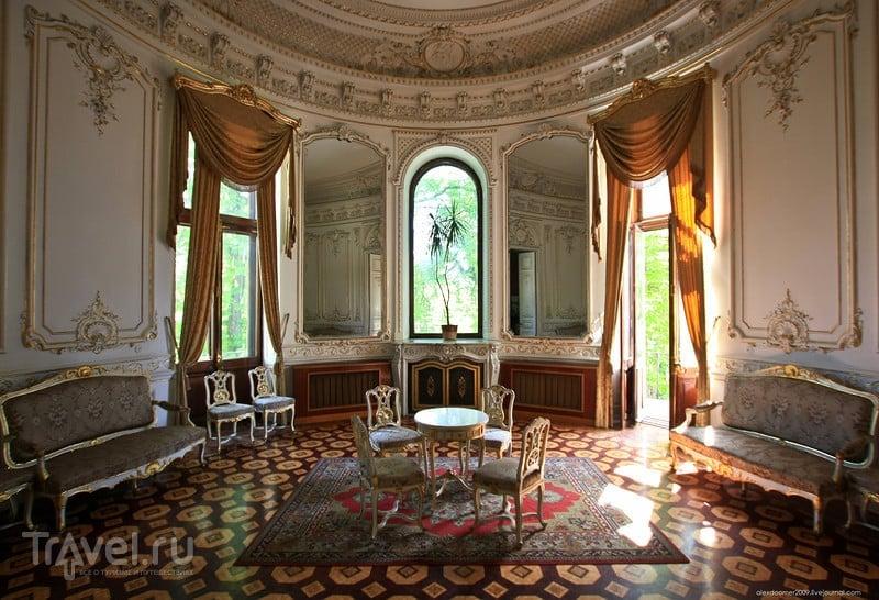 Дворец Толстых/Дом Учёных в Одессе / Фото с Украины
