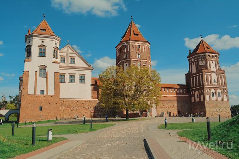 Мирский замок, Беларусь: история и мои приключения / Белоруссия