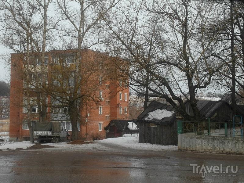 Ермолино - островок депрессии / Россия