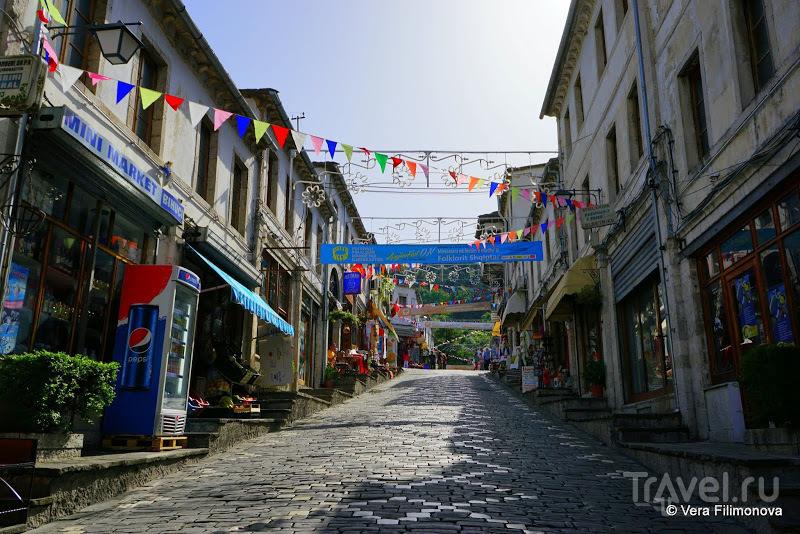 Фольклорный фестиваль в Албании ArgjiroFest_On 2015: Гирокастра / Албания