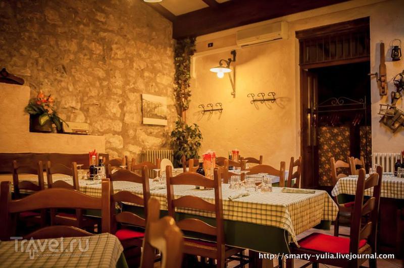 Аппетитное Сало / Италия