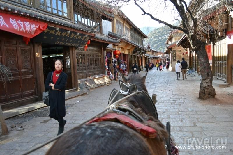 Городок Шухэ / Китай