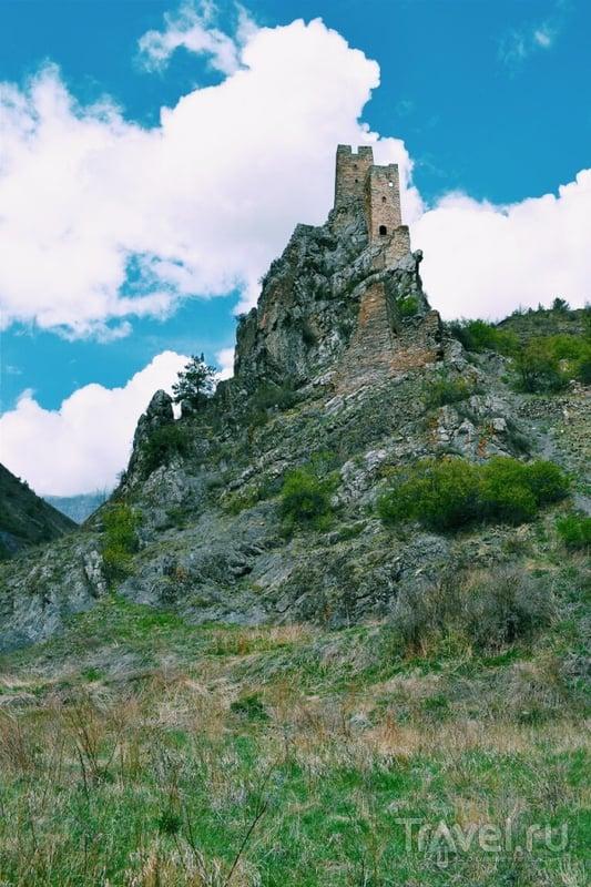 В краю башен. Ингушетия / Россия