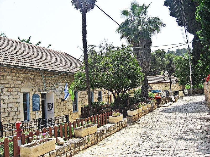 Израильская Тоскана или во главе угла / Израиль