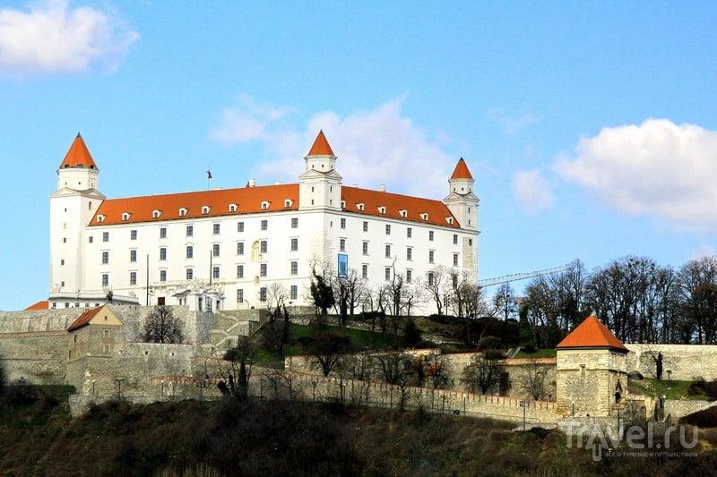 Главный замок Словакии / Фото из Словакии