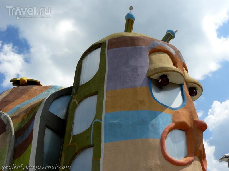 Забавный домик в Софии / Болгария