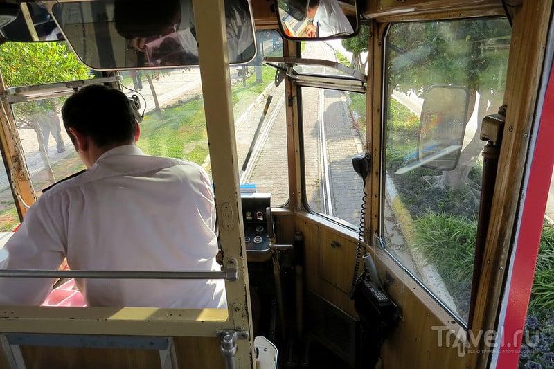 Трамваи города Анталья / Турция