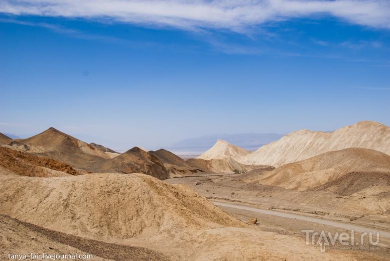 Национальный парк Долина Смерти / США