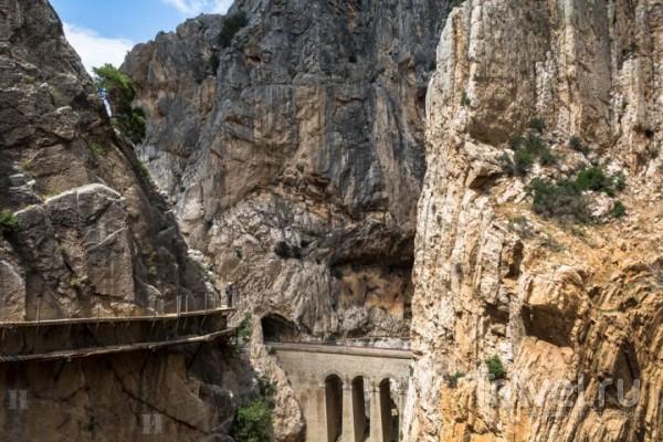 El Caminito del Rey (Королевская дорога) / Испания