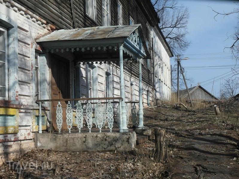 Белая Холуница - вдоль дороги на Урал / Россия