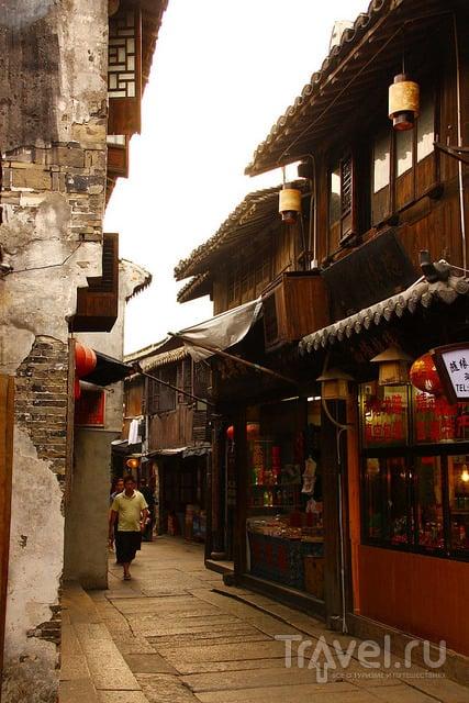 """Китайская """"Венеция"""" - очаровательный городок Xitang / Китай"""