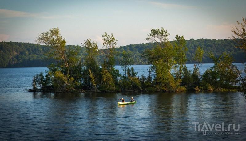 Озеро Boshkung , Канада / Канада