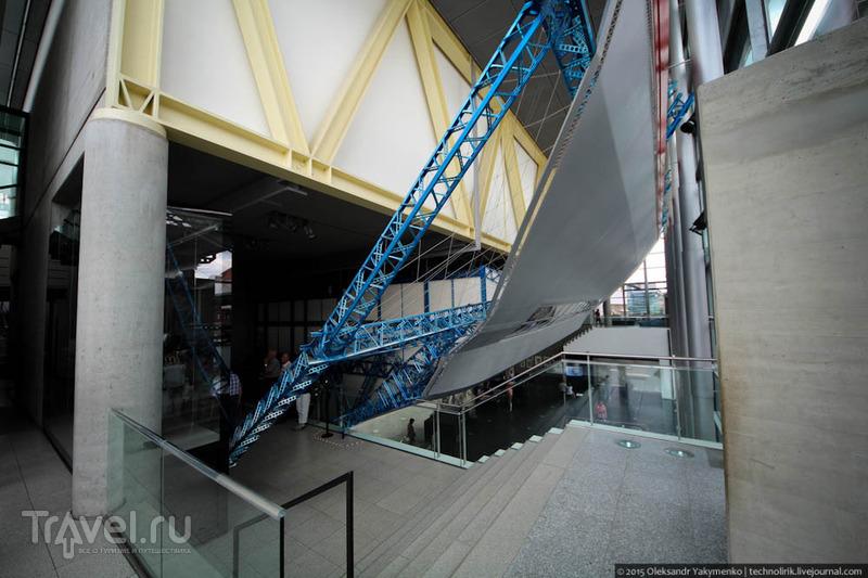 Zeppelin Museum во Фридрихсхафене и история самого крупного воздушного судна в истории человечества / Фото из Германии