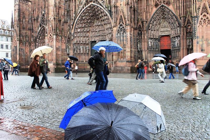 Спальные районы Страсбурга / Фото из Франции