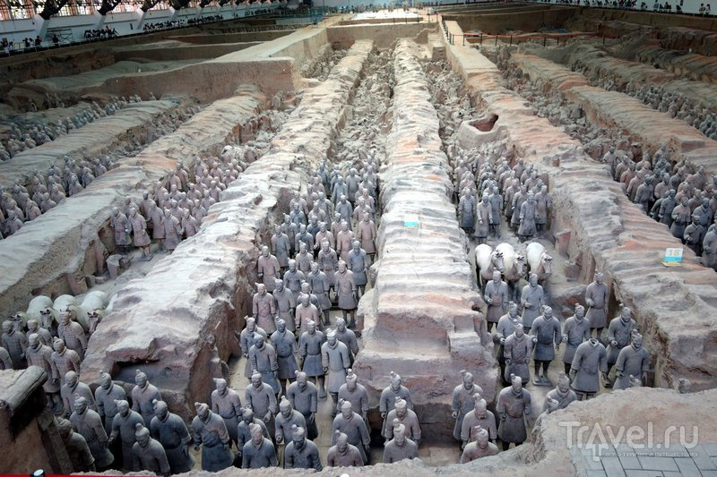Китай, Сиань - самый знаменитый город, о котором никто не слышал / Фото из Китая