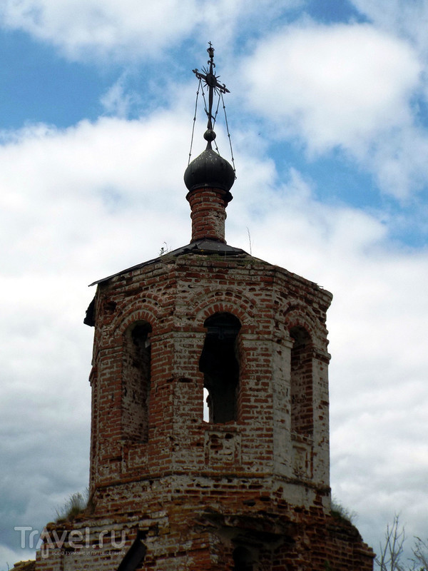 Иоанно-Предтеченская церковь в Селенгушах / Россия