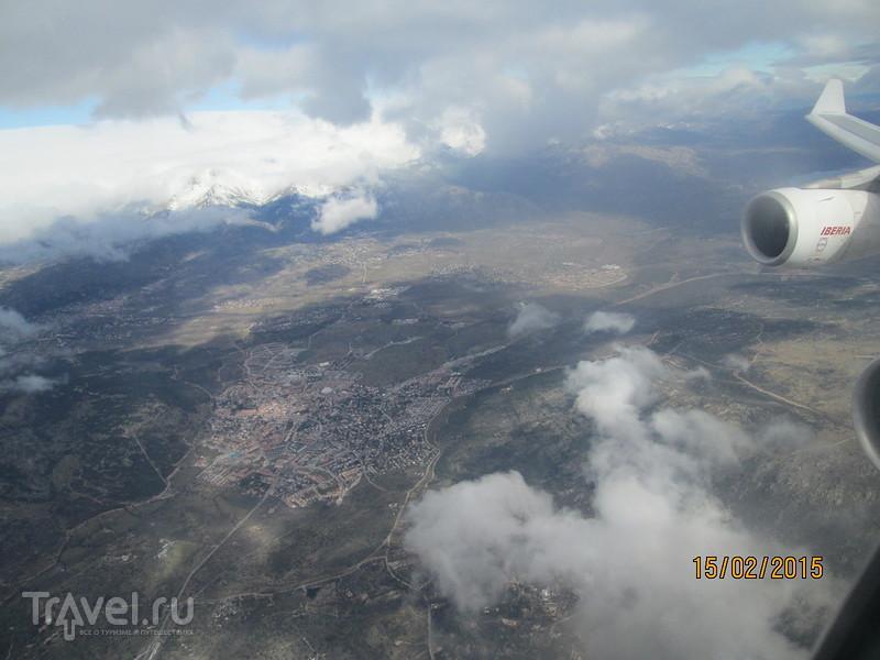 Галапагосы. Перелет / Эквадор